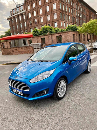 Ford Fiesta Kinectic 1.6 Se