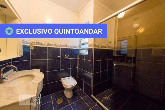 Apartamento No 3º Andar Com 2 Dormitórios - Id: 892973160 - 273160