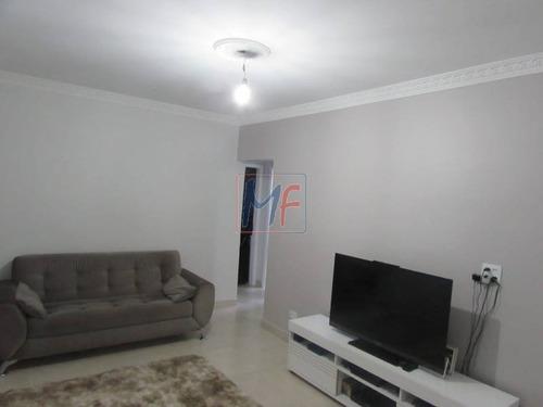 Imagem 1 de 30 de Ref: 10.373 -  Excelente Apartamento  São Vicente 1km Da Praia, Com 2 Dorms, 1 Vaga, 75 M² Útil, Único Andar, Aceita Financiamento Bancário. - 10373
