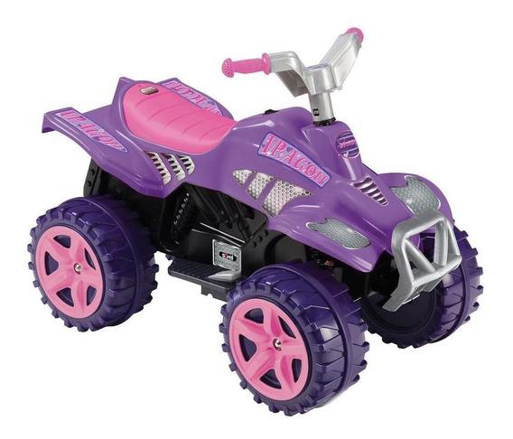 Moto Eléctrica Prinsel Dragon Girl 6v