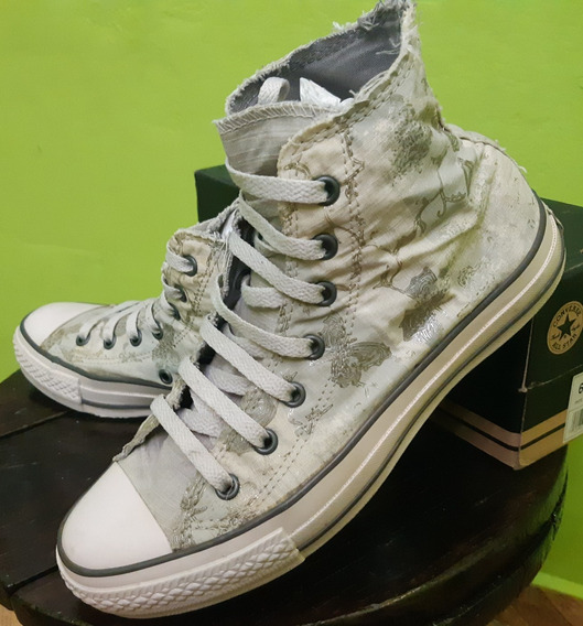 Zapatilla Converse All Star Ct Metallic High