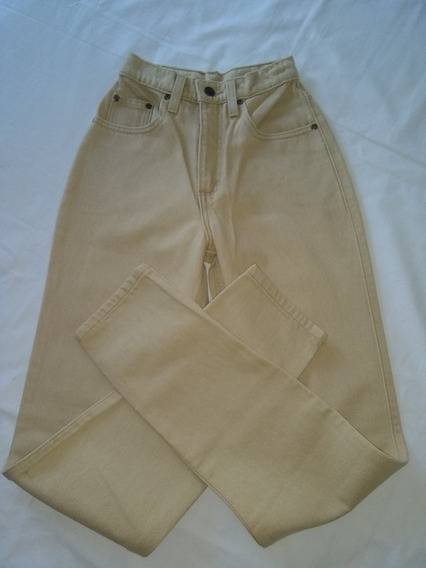 Pantalón Dama Tubito Import Marca Lee Original