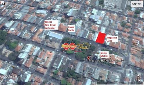 Imagem 1 de 1 de Área Comercial - Centro Itatiba-sp - Te2932