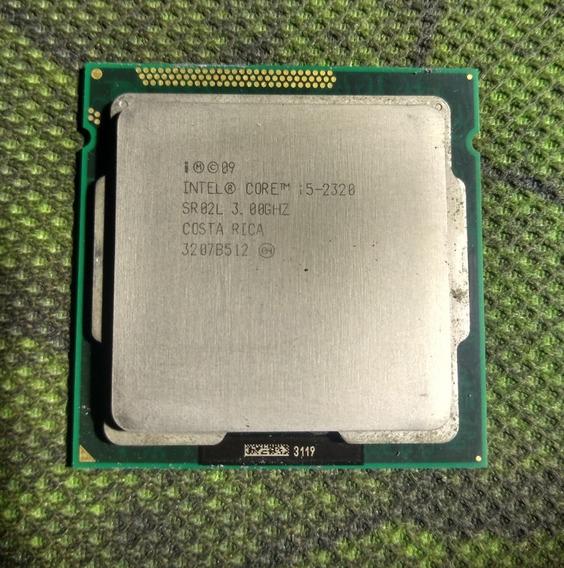 Processador Intel Core I5-2320 3ghz Lga1155