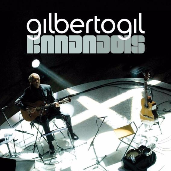 Gilberto Gil Bandadois Cd Nuevo Brasil Original