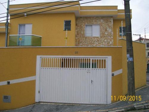 Sobrado  Residencial À Venda, Vila Carrão, São Paulo. - So0790