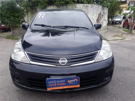 Nissan Tiida 1.8 Sedan 16v Flex 4p Manual