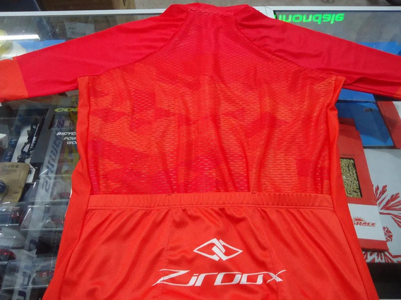 Jersey Remera Ciclismo Bicicleta Ziroox Motion - Racer
