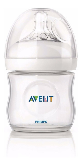 Mamadera Avent Natural 125ml Scf690/17 Philips 0-6m