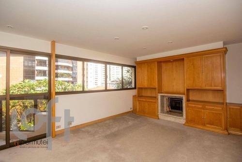 Imagem 1 de 25 de Apartamento Com 4 Dormitórios À Venda, 159 M² - Vila Nova Conceição - São Paulo/sp - Ap2615