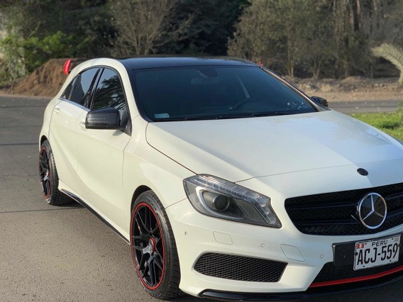 Mercedes-benz A200 Kit Amg 1.6 T 2014 At Secuencial