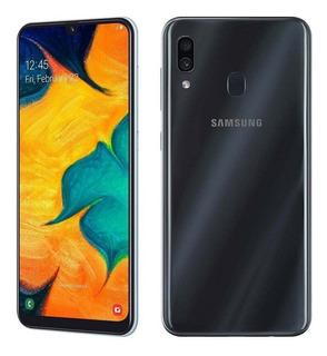 Samsung Galaxy A30 64gb 4 Ram 6,4 Originales+libre+garantía+envío
