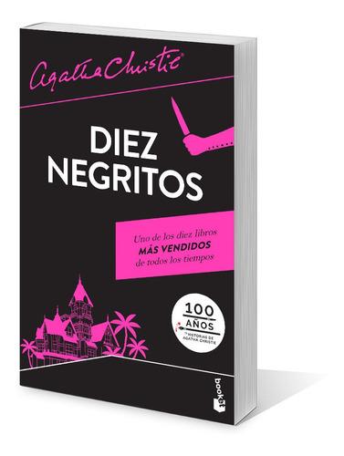 Imagen 1 de 4 de Diez Negritos De Agatha Christie - Booket