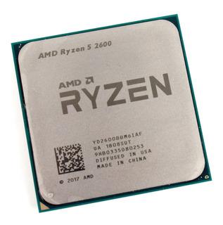 Procesador AMD Ryzen 5 2600 6 núcleos 64 GB