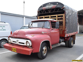 Ford 350 Camión Estacas