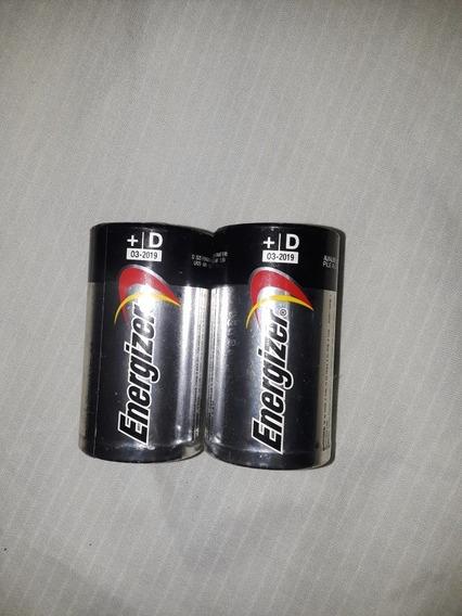 Pilas Energizer +d (cada Una)