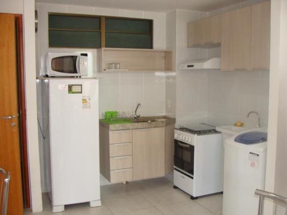 Apartamento Em Boa Viagem, Recife/pe De 35m² 1 Quartos Para Locação R$ 1.300,00/mes - Ap374683