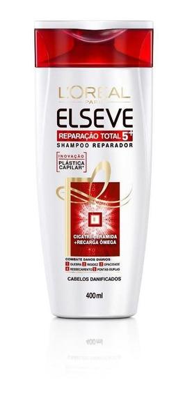 Shampoo Elseve Reparação Total 5+ L