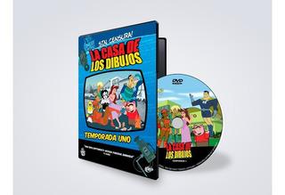 La Casa De Los Dibujos Dvd
