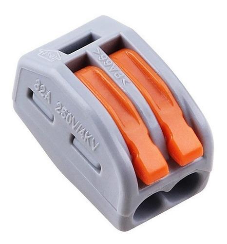 Conector Rápido X5 De 2 Cables - Ver Video - Precio Por 5