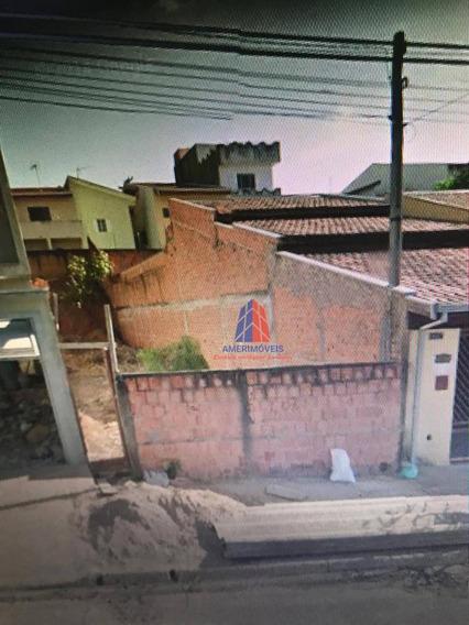 Terreno À Venda, 200 M² Por R$ 189.000 - Morada Do Sol - Americana/sp - Te0208