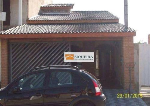 Casa Residencial À Venda, Vila Vasques, Votorantim. - Ca0597