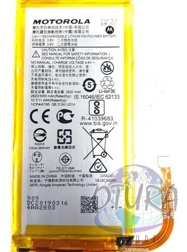 Bateria Motorola Moto G7  / Jg 30 Full Calidad Original !!!