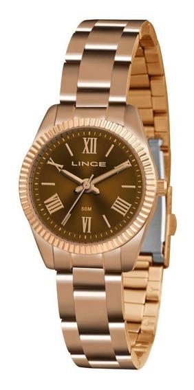 Relógio Lince Feminino - Lrr4492l N3rx