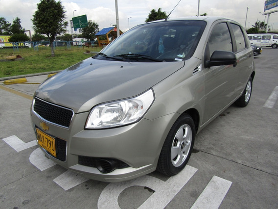 Chevrolet Aveo Emotion Gt 1.6 Aa