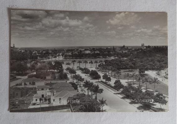 Cartão Postal João Pessoa Paraíba