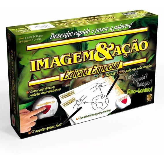 Jogo Imagem E Ação Especial Original - Grow