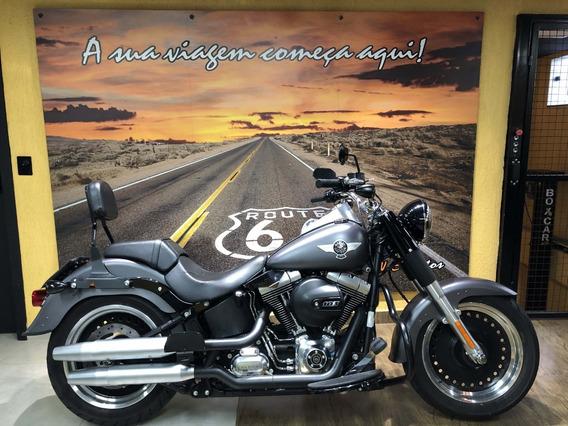 Harley Davidson Fat Boy Special 2016 Impecavel