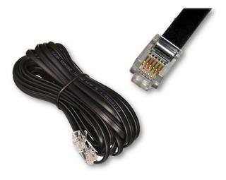 Cable Repuesto 6 Punta Control Bajos Epicentro Amplificador