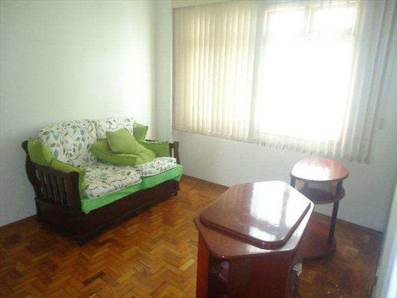 Apartamento Com 1 Dorm, José Menino, Santos - R$ 270 Mil, Cod: 5945 - V5945