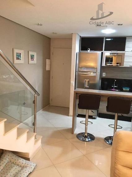 Apartamento Com 3 Dormitórios À Venda, 110 M² Por R$ 692.000 - Sítio Da Figueira - São Paulo/sp - Ad0003