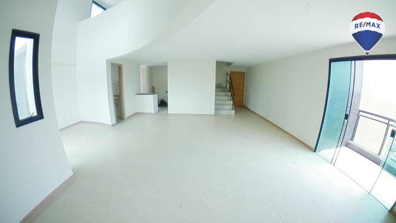 Apartamento Duplex Com 2 Suíte, 145 M² - Nazaré - Belém/pa - Ad0005