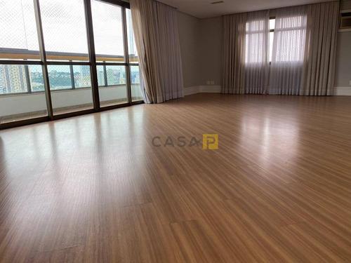 Apartamento Com 3 Dormitórios À Venda, 260 M² Por R$ 1.800.000,00 - Vila Medon - Americana/sp - Ap0692