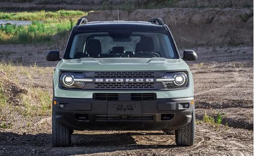 Ford Bronco Wildtrak 2.0