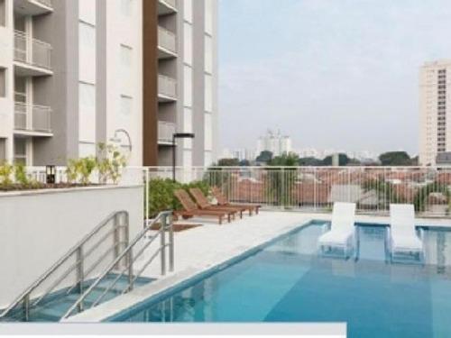 Apartamento Com 2 Dormitórios À Venda, 62 M² Por R$ 435.000,00 - Belém - São Paulo/sp - Ap6834