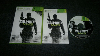 Call Of Duty Modern Warfare 3 Completo Para Xbox 360,checalo