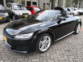 Audi Tt 2017 Cabriolet