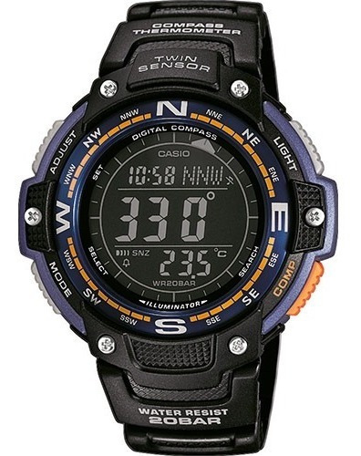 Relojes Casio Collection Sgw-100-2bcf