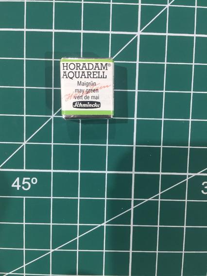 1/2 Pastilla Acuarelas Schmincke Horadam Maygreen