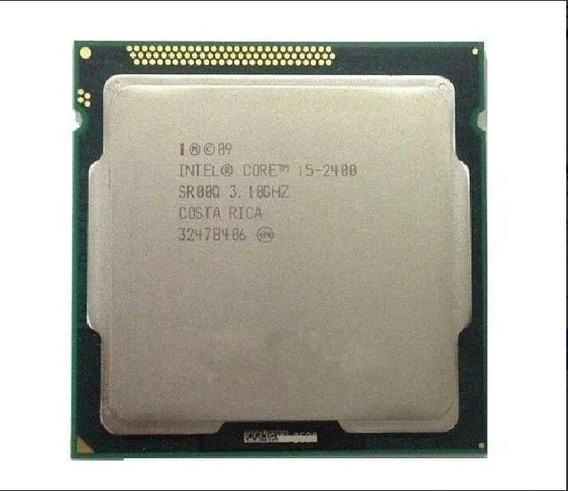 Processador Intel Core I5 2400 + Cooler Original