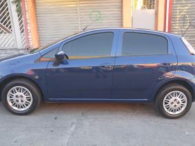 Fiat Punto 1.4 Elx Flex 5p Ac Troca Menor Valor