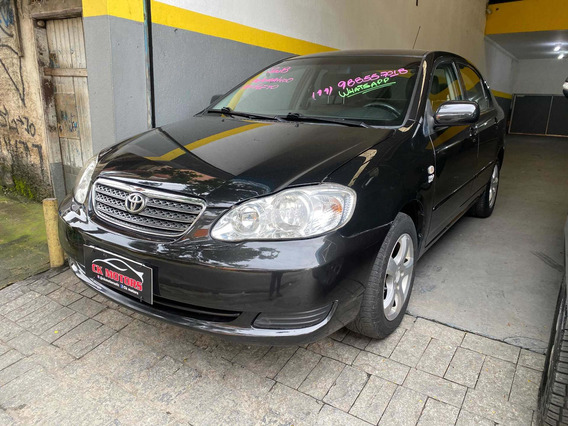 Toyota Corolla 1.8 16v Xli Flex Aut. 4p 2008