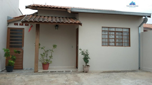 Imagem 1 de 14 de Casa A Venda No Bairro Parque Eldorado Em Campinas - Sp.  - 1382-1