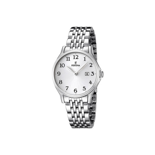 Reloj Festina F16748/1 Mujer Acero Inoxidable Clásico