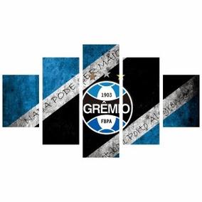 Quadro Grêmio Fbpa Para Decoração Interiores