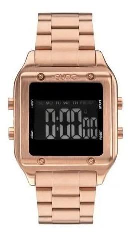 Relógio Euro Fashion Fit Feminino Rose Eug2510adk4j Original